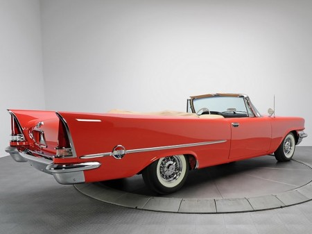 1957 Chrysler 300C convt 11