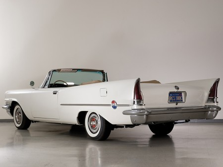 1957 Chrysler 300C convt 2