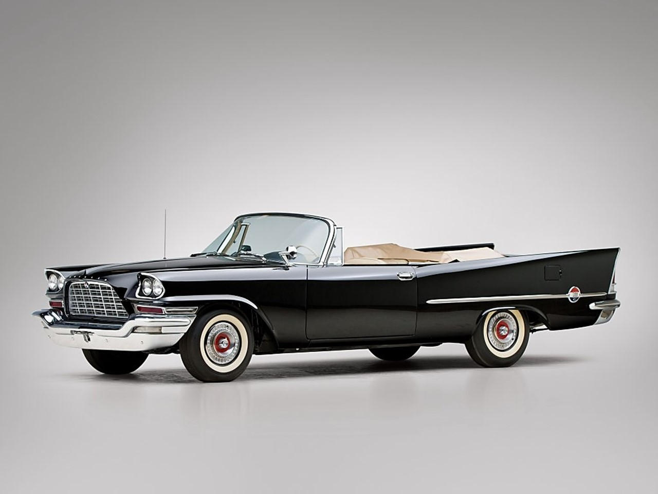 1957 Chrysler 300C convt 5A