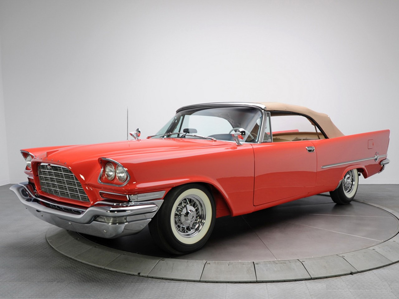 1957 Chrysler 300C convt 9