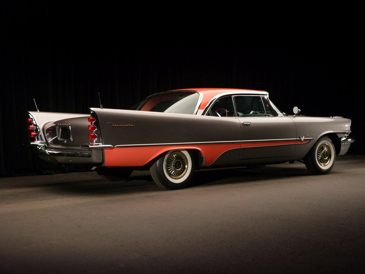 1957DeSotoFireflite 2-door hardtop 1