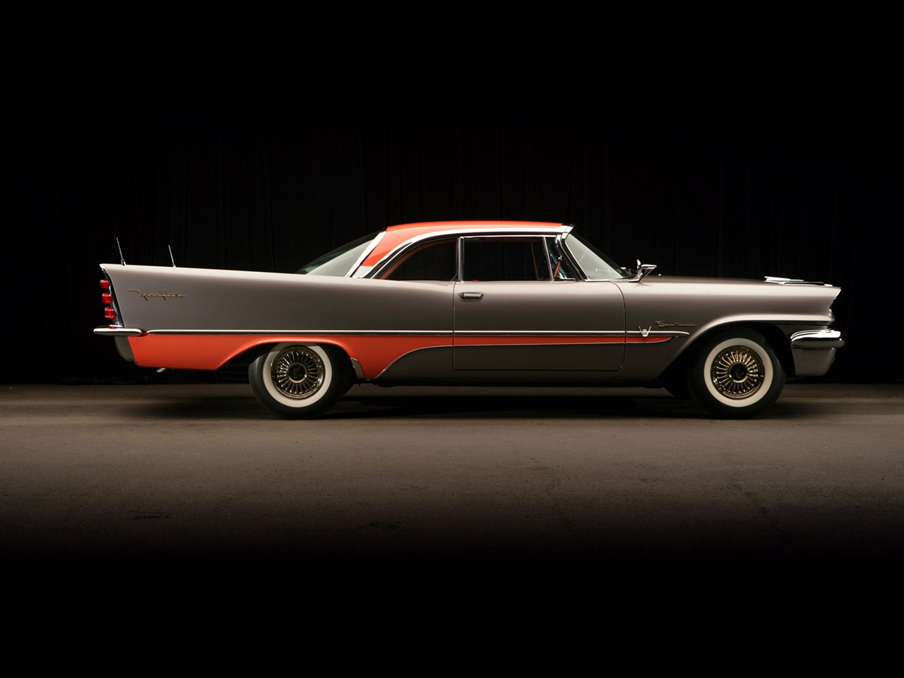 1957DeSotoFireflite 2-door hardtop 2
