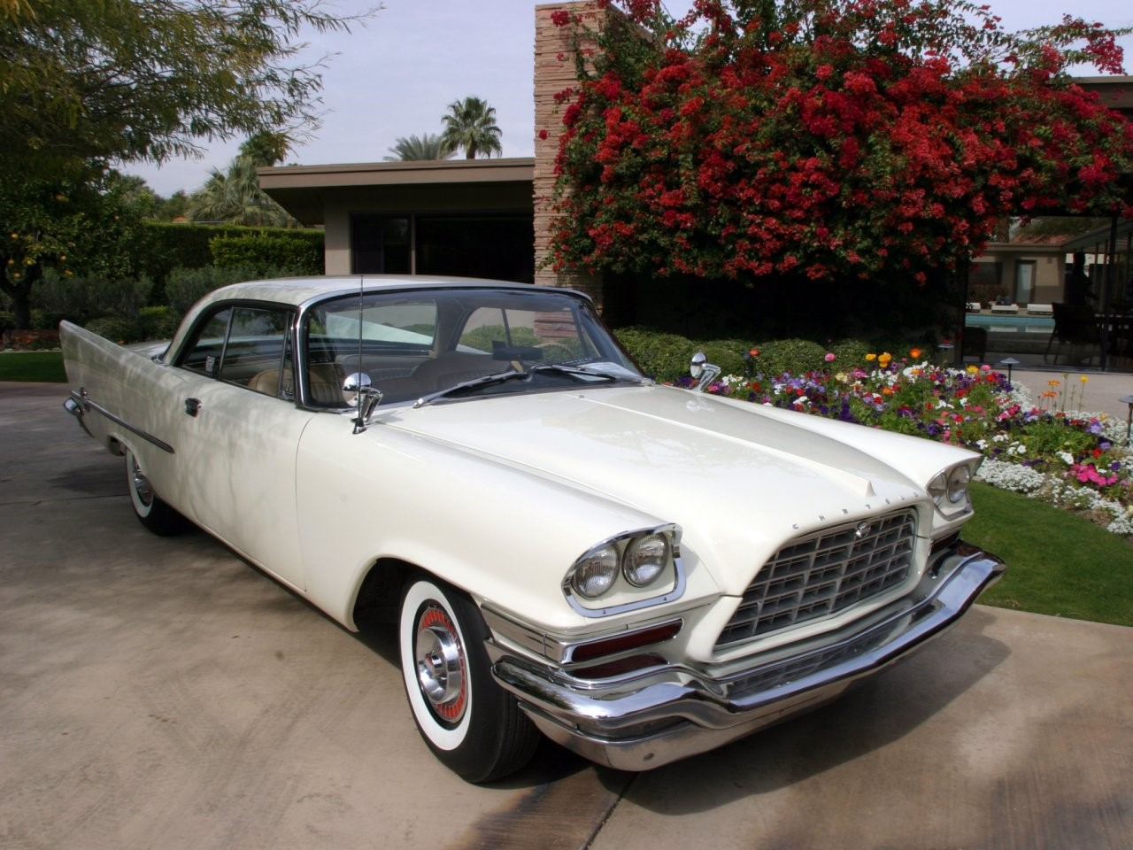 1958 Chrysler 300D hardtop coupé
