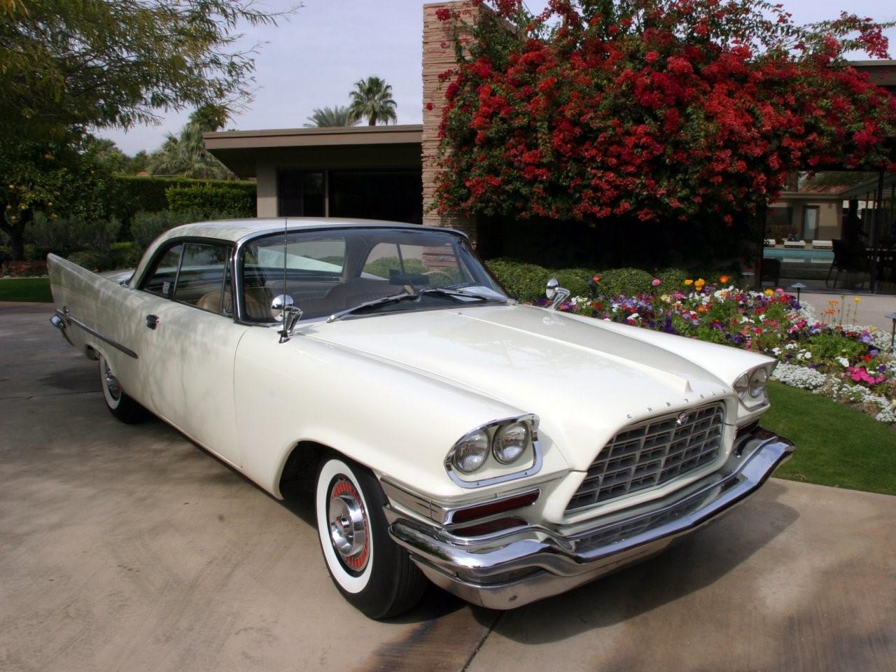 1958 Chrysler 300D hardtop coupé