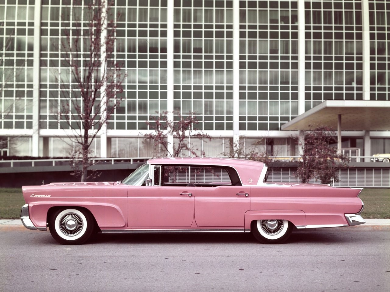 1958 Lincoln Continental MK III