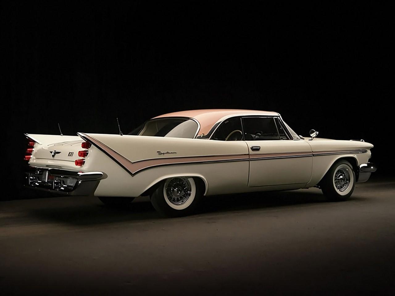 1959DeSotoFiresweep 2-door hardtop1