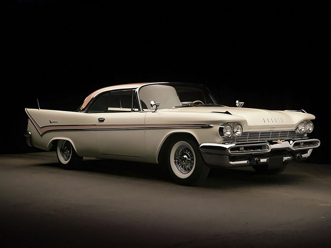 1959DeSotoFiresweep 2-door hardtop3