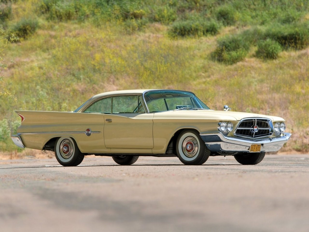 1960 Chrysler 300F 2