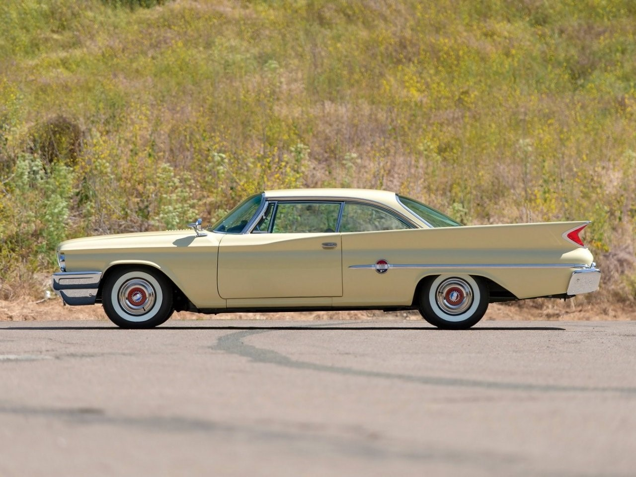 1960 Chrysler 300F 3
