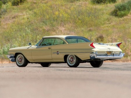 1960 Chrysler 300F 4
