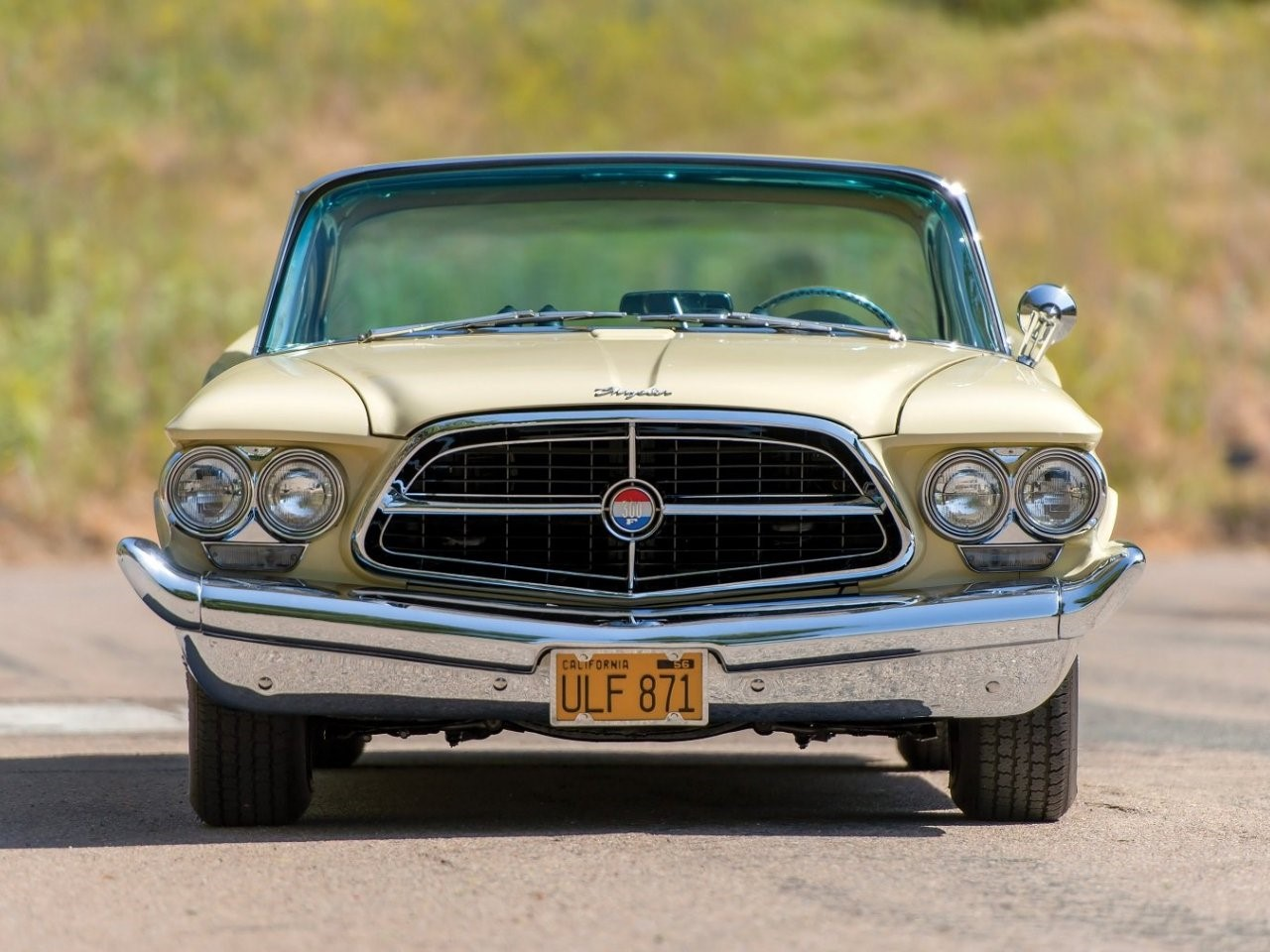 1960 Chrysler 300F 5