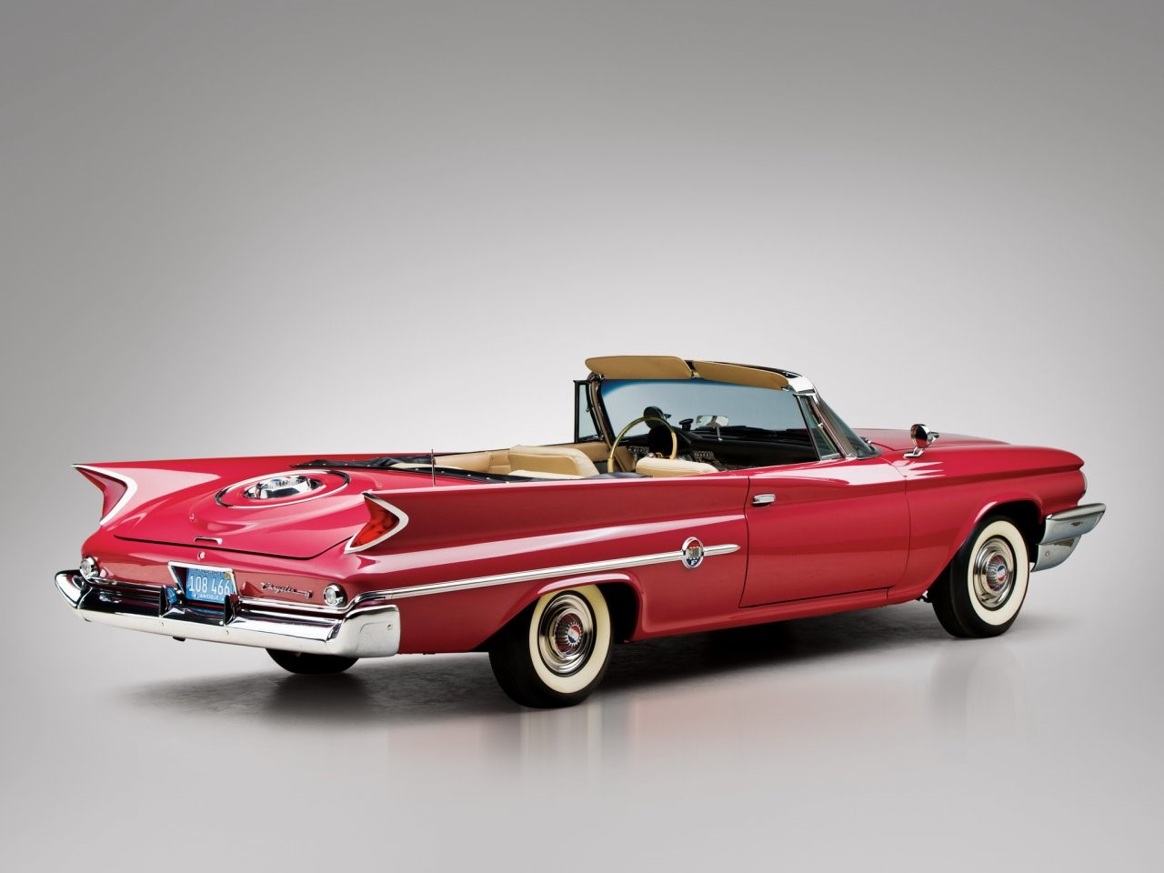 1960 Chrysler 300F convertible coupé 10