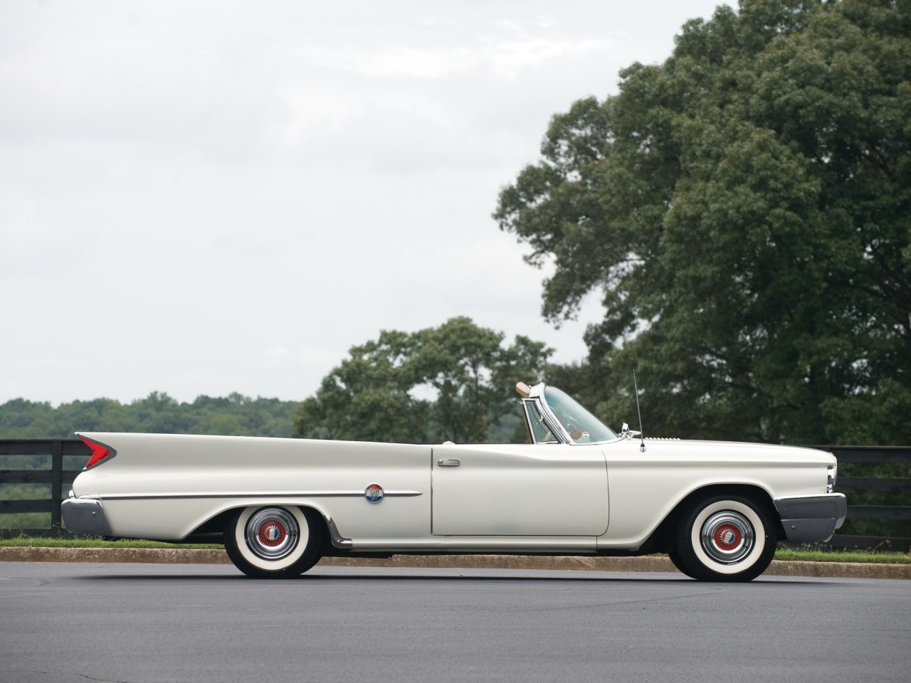 1960 Chrysler 300F convertible coupé 12