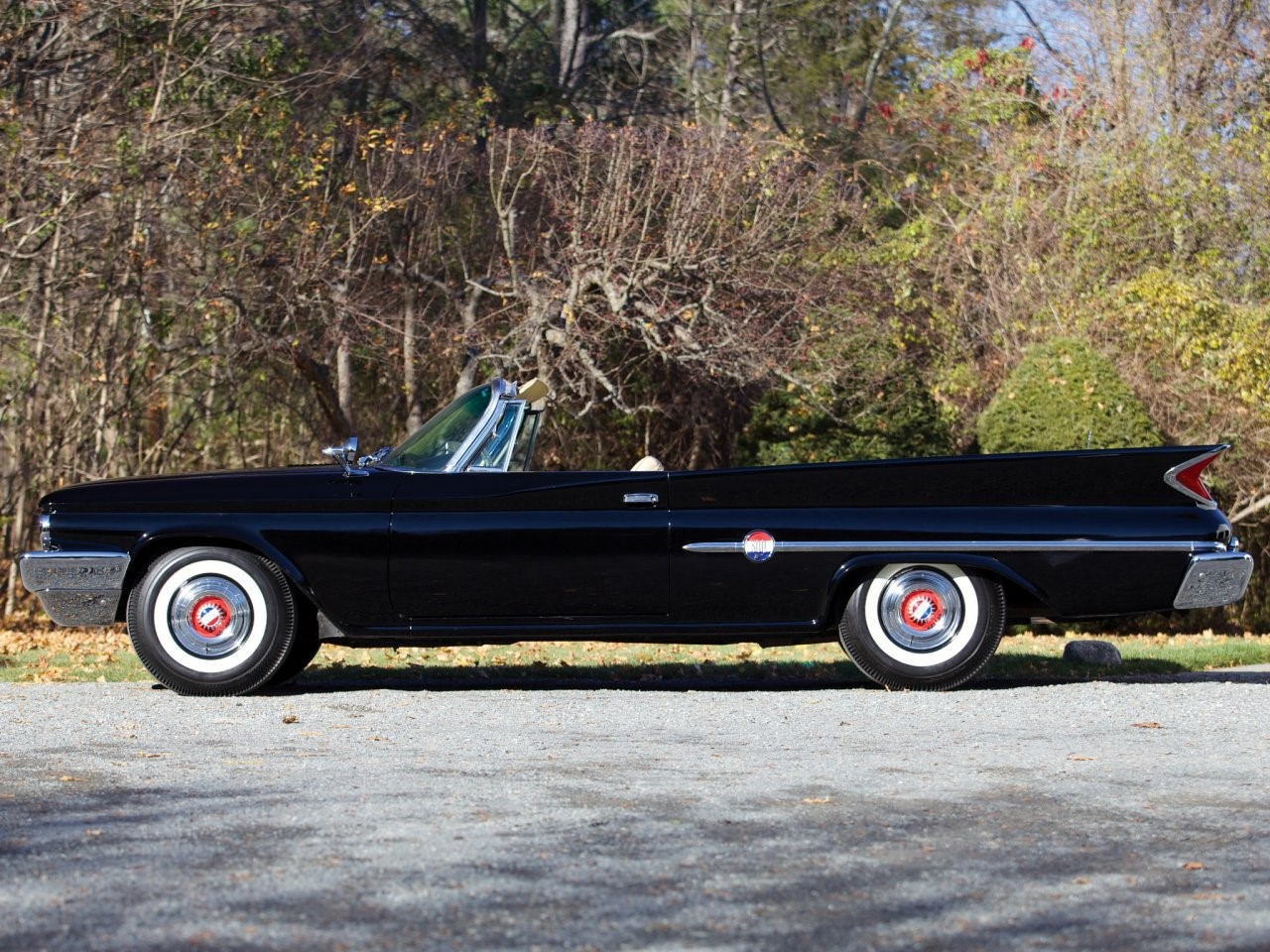 1960 Chrysler 300F convertible coupé 14