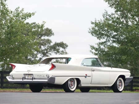 1960 Chrysler 300F convertible coupé 3