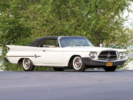 1960 Chrysler 300F convertible coupé 4