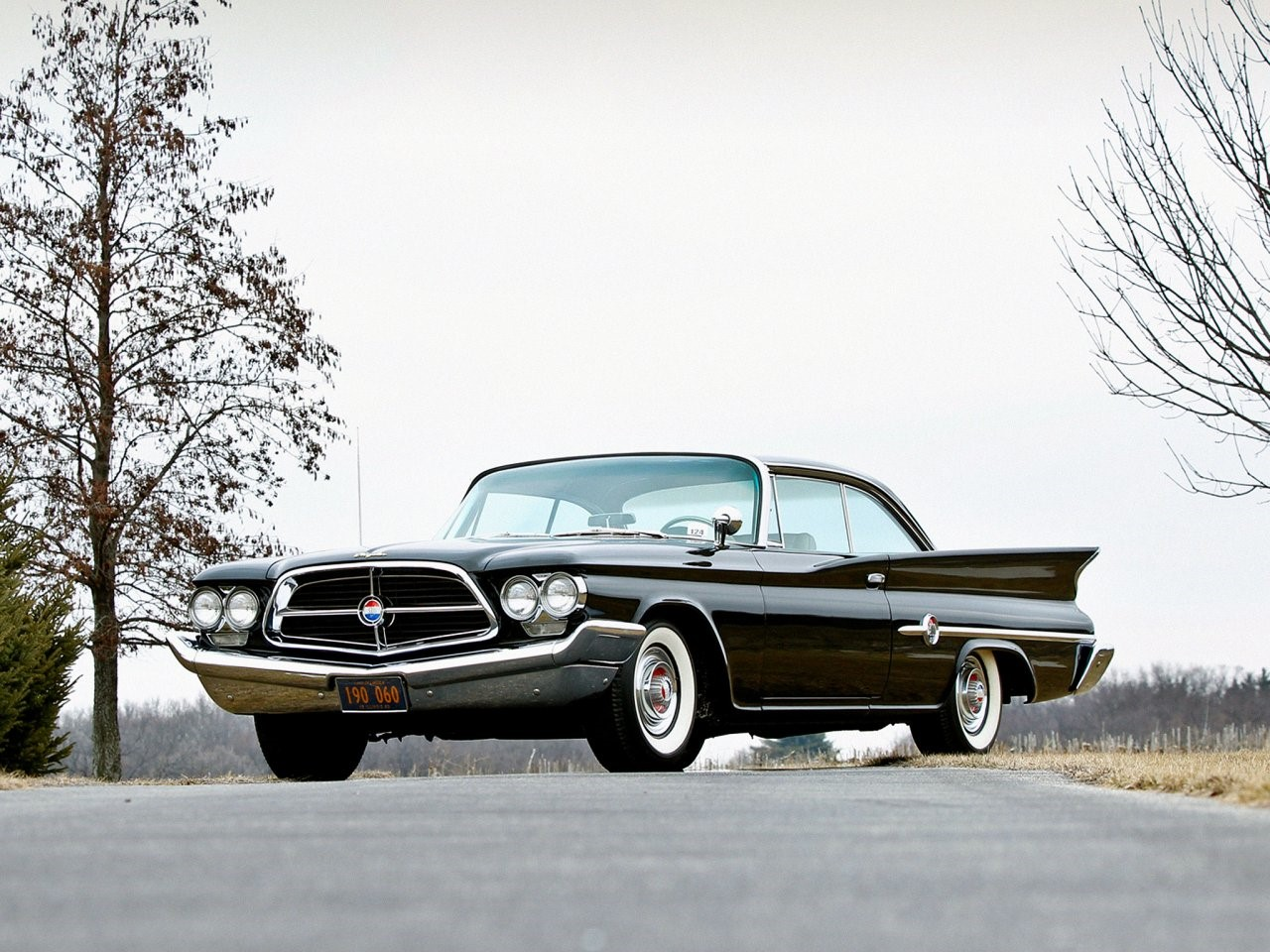 1960 Chrysler 300F hardtop coupé 6