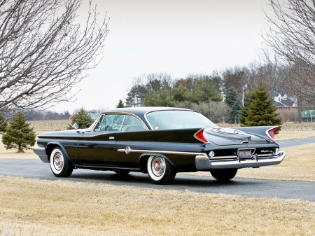 1960 Chrysler 300F hardtop coupé 7