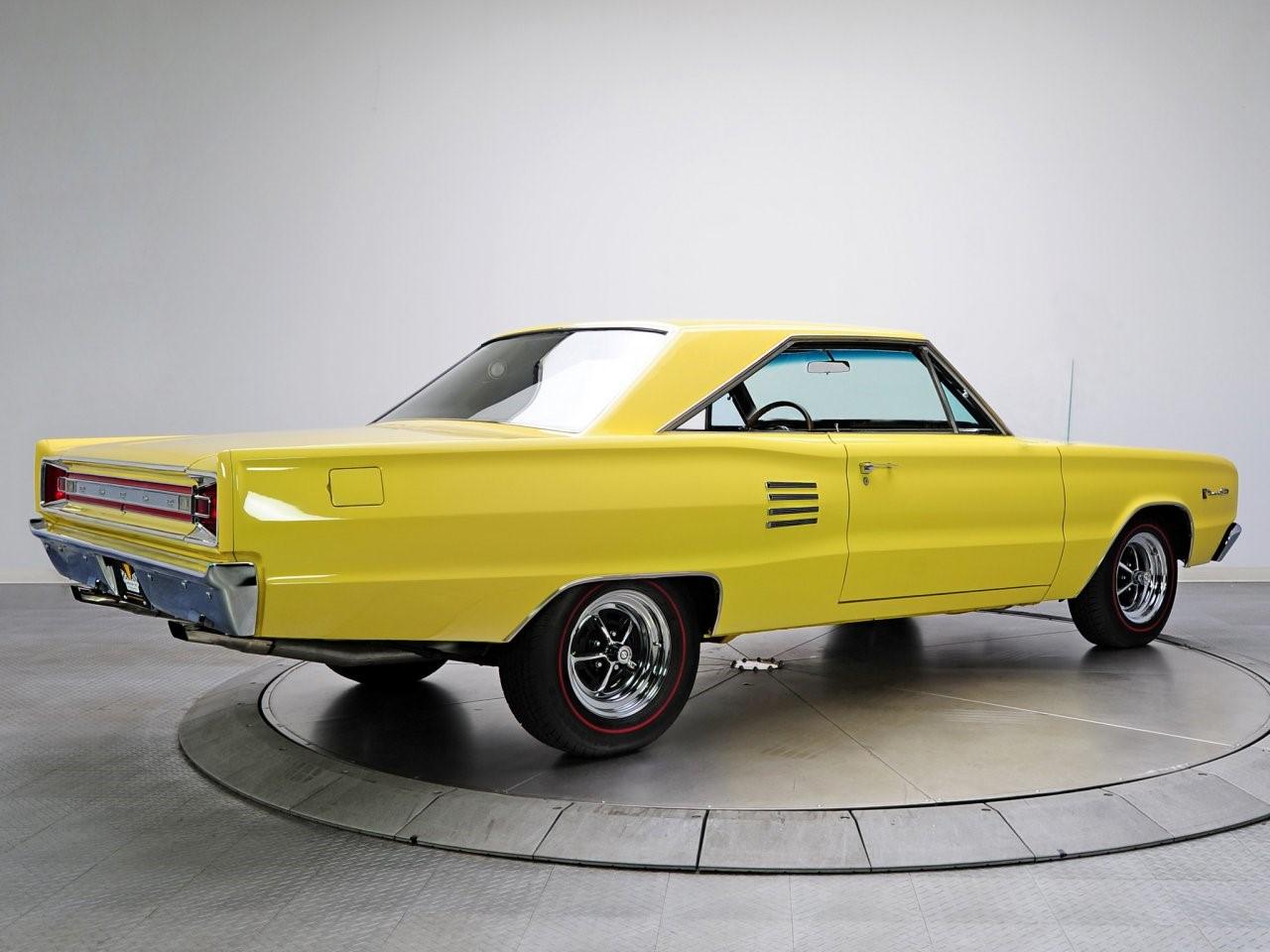 1966 Dodge Coronet 500 440 Magnum 3