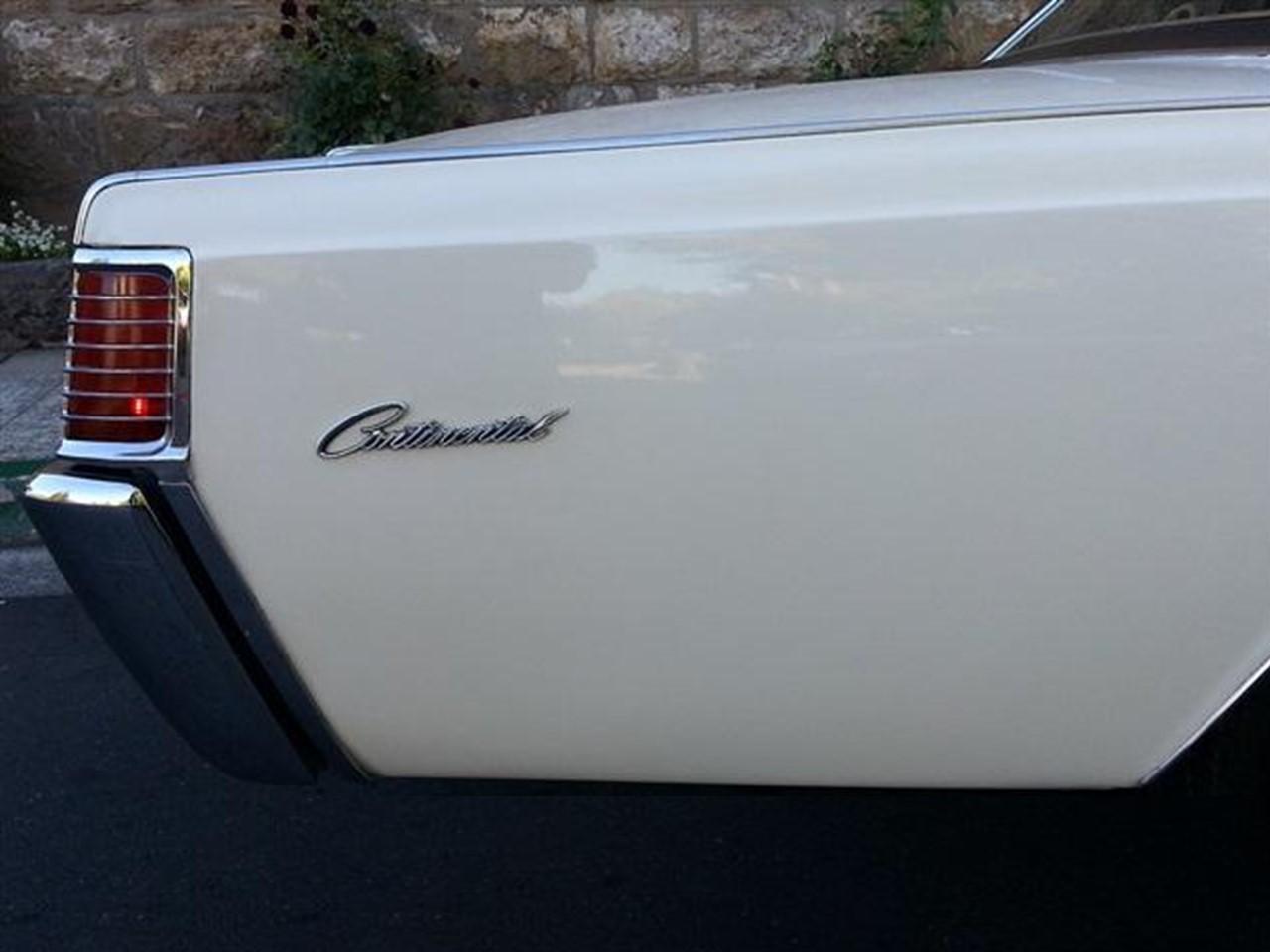1968 Continental 4