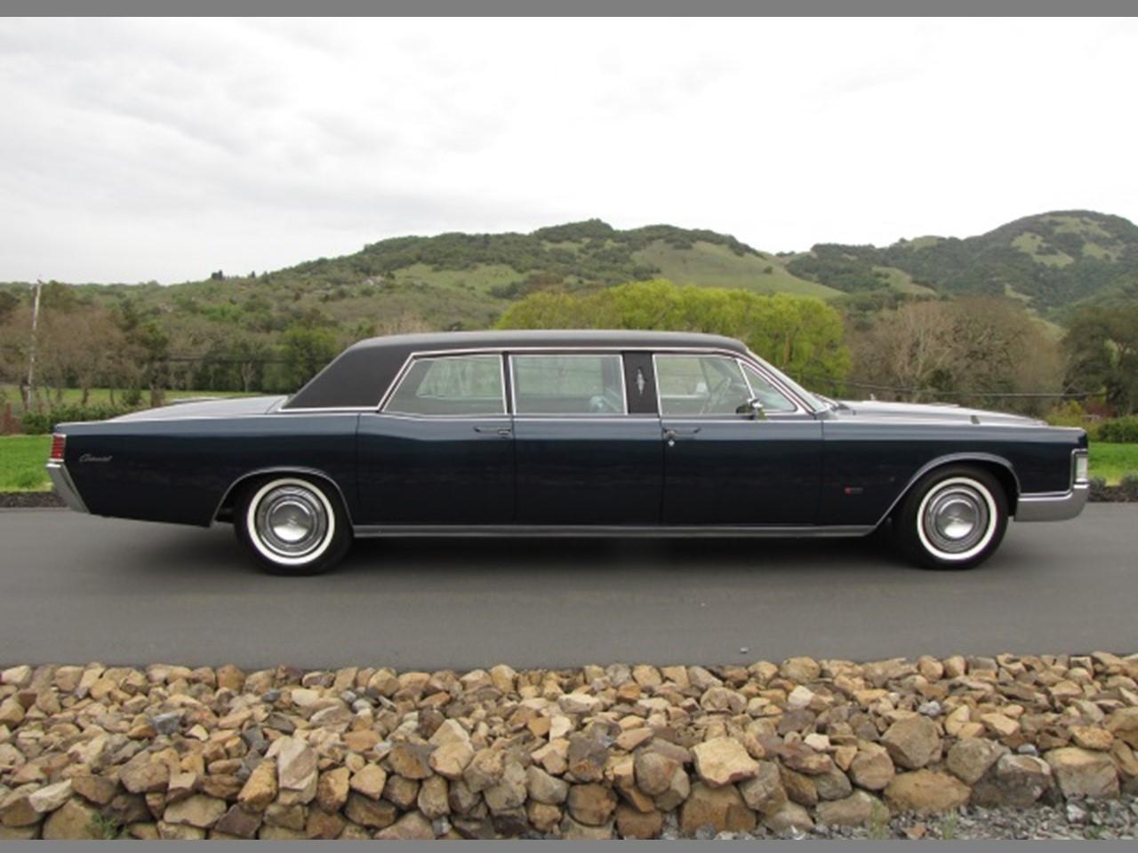 1968 Lehmann-Peterson Limousine