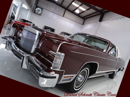 1978 Lincoln Town Coupe 21