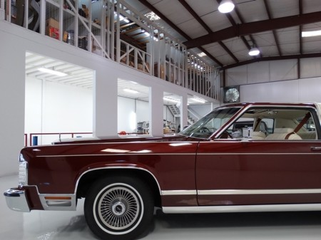 1978 Lincoln Town Coupe 25