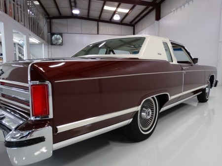 1978 Lincoln Town Coupe 5