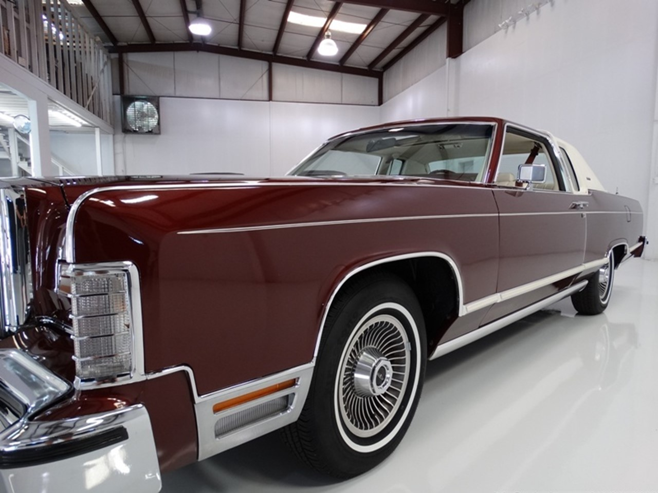 1978 Lincoln Town Coupe 7