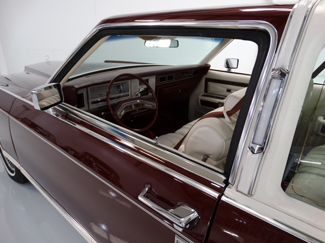 1978 Lincoln Town Coupe 8