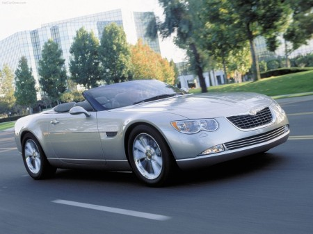 2000 Chrysler 300C concept 1