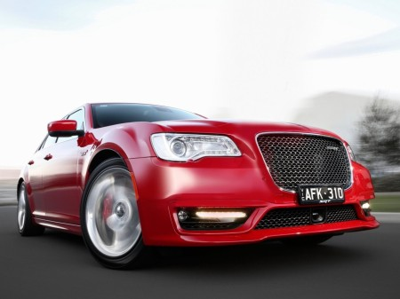 2015 Chrysler 300 SRT 3