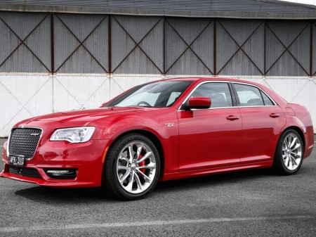 2015 Chrysler 300 SRT 4