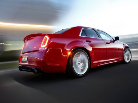 2015 Chrysler 300 SRT 5