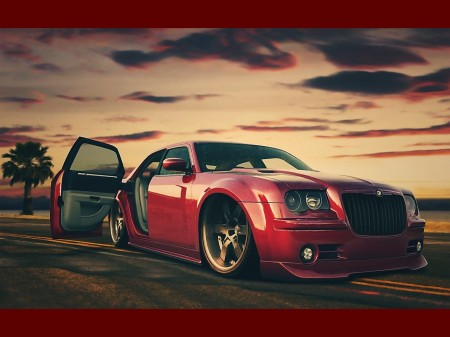Chrysler 300 Tuner 2