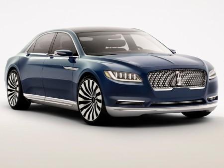 Lincoln Continental Concept 1