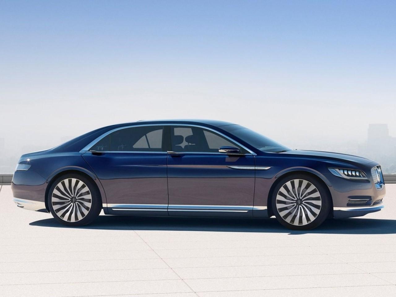 Lincoln Continental Concept 2