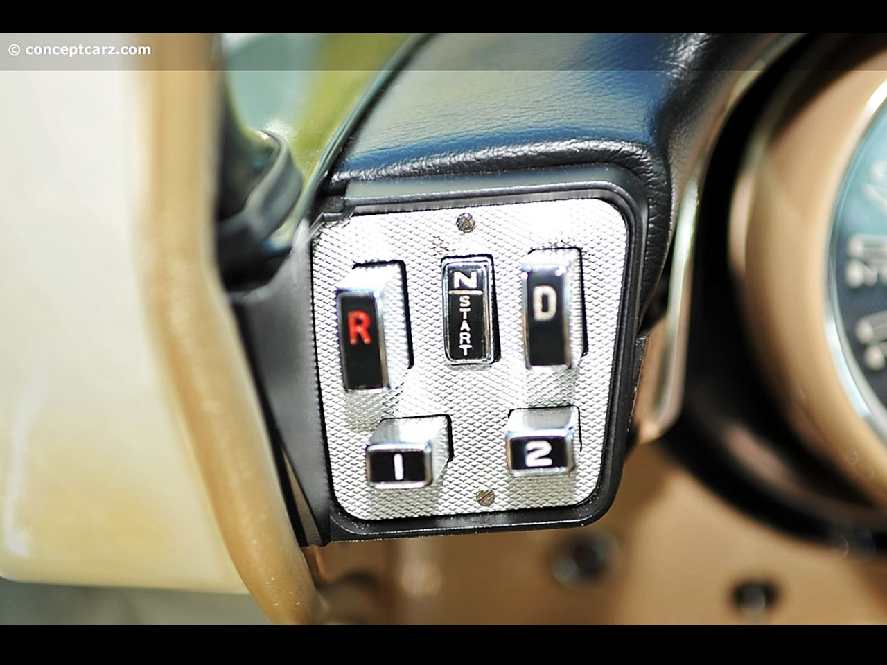 push button transmission