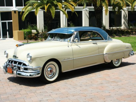 1950 Pontiac Star Chief Custom Catalina hardtop