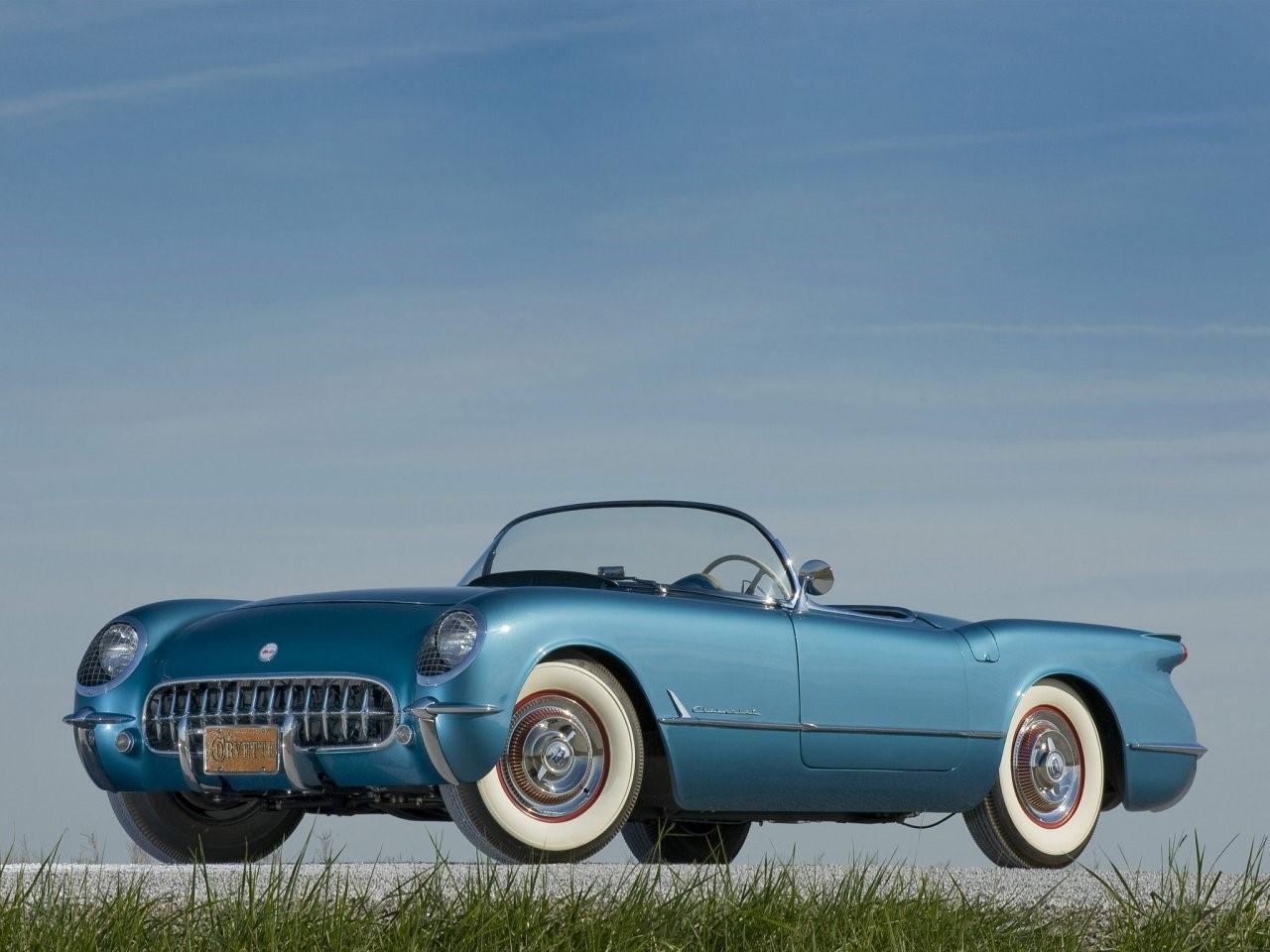 1953 Chevrolet Corvette 1