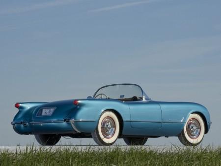 1953 Chevrolet Corvette 2