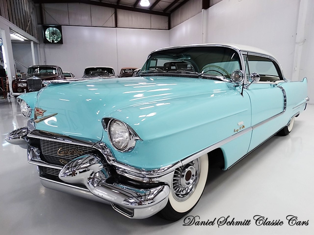 1956 Coupe deVille 4