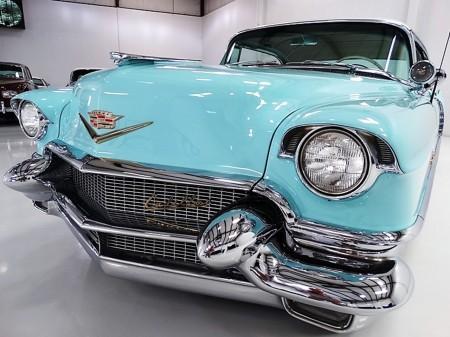1956 Coupe deVille 7