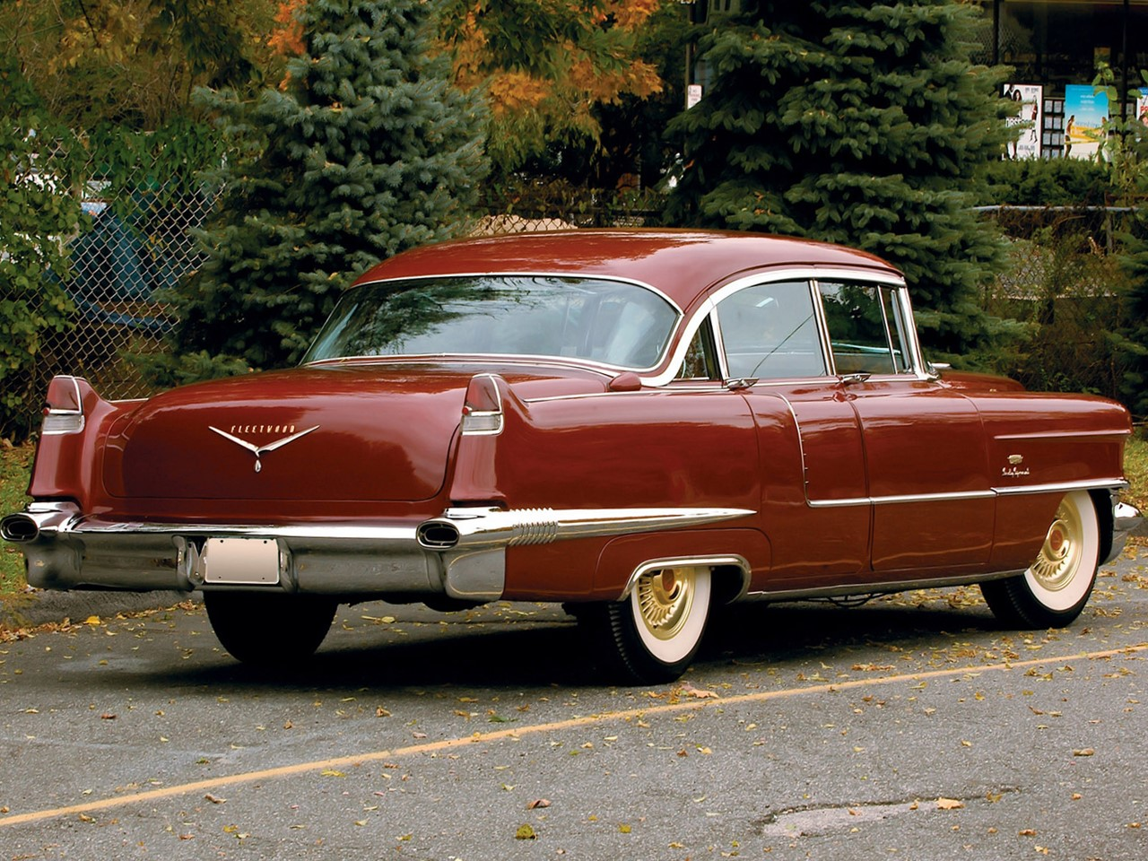 1956 Fleetwood Series Sixty-Special 2