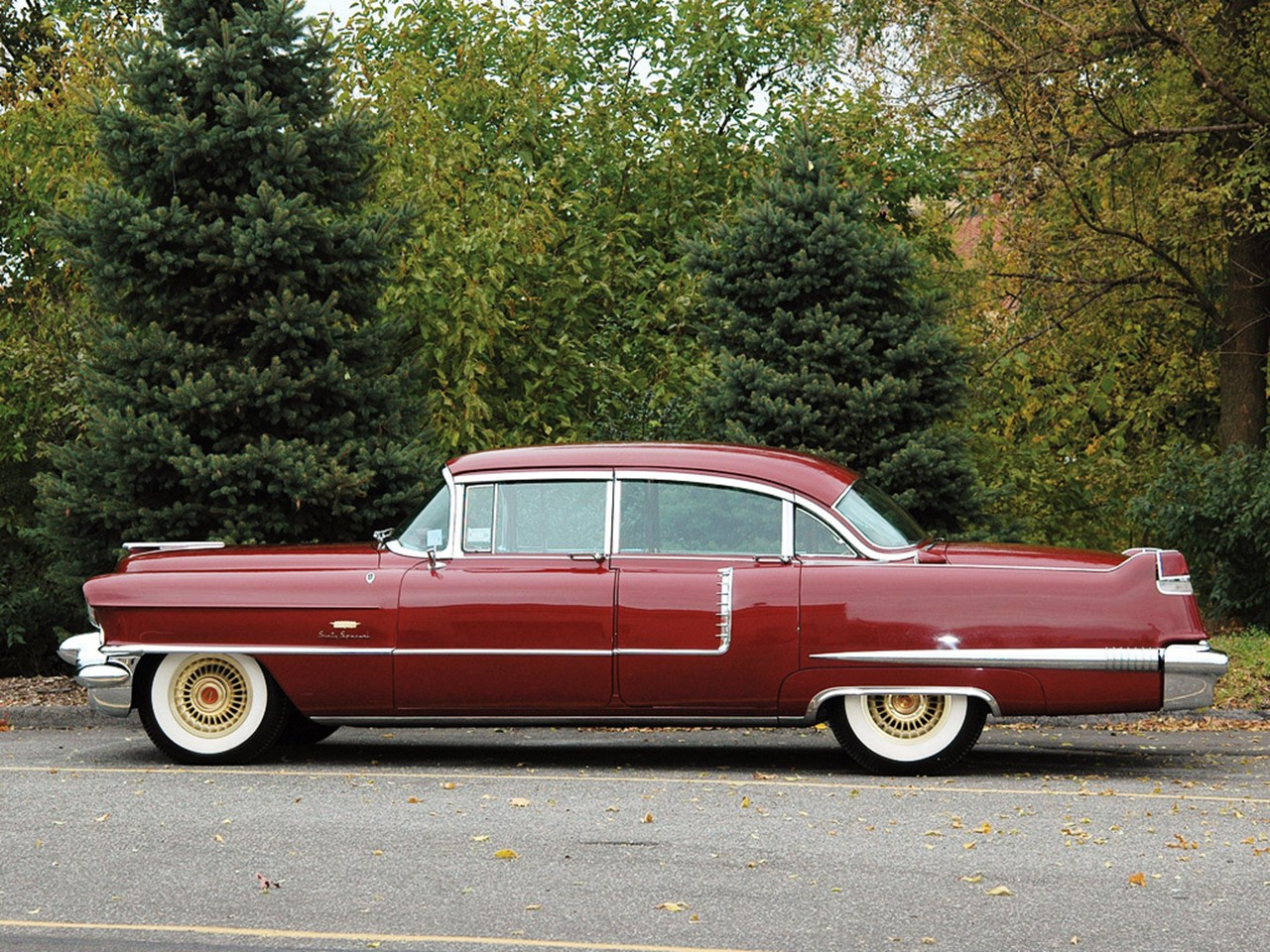 1956 Cadillac Series 62 Coupe deVille: A Classic Standard ...