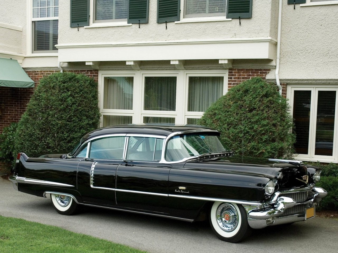 1956 Fleetwood Series Sixty-Special 6