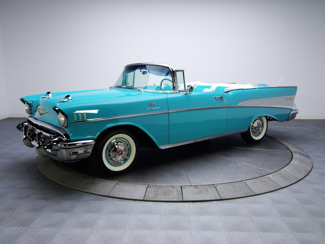 1957 Chevrolet Bel Air 2