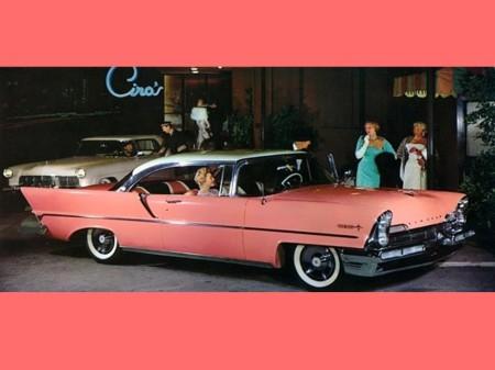 1957 Lincoln Premiere 2