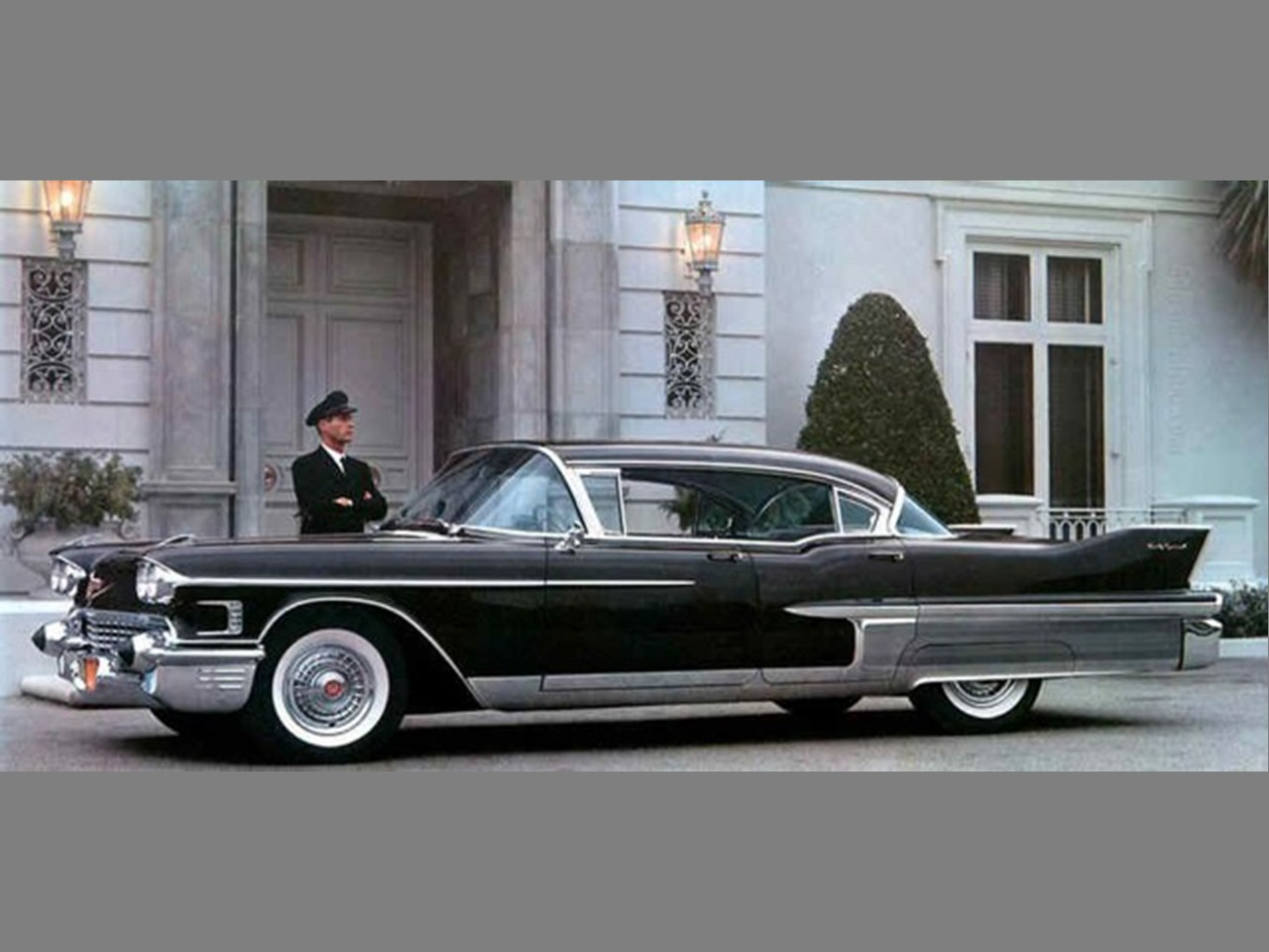 1958 Cadillac Fleetwood Series Sixty-Special