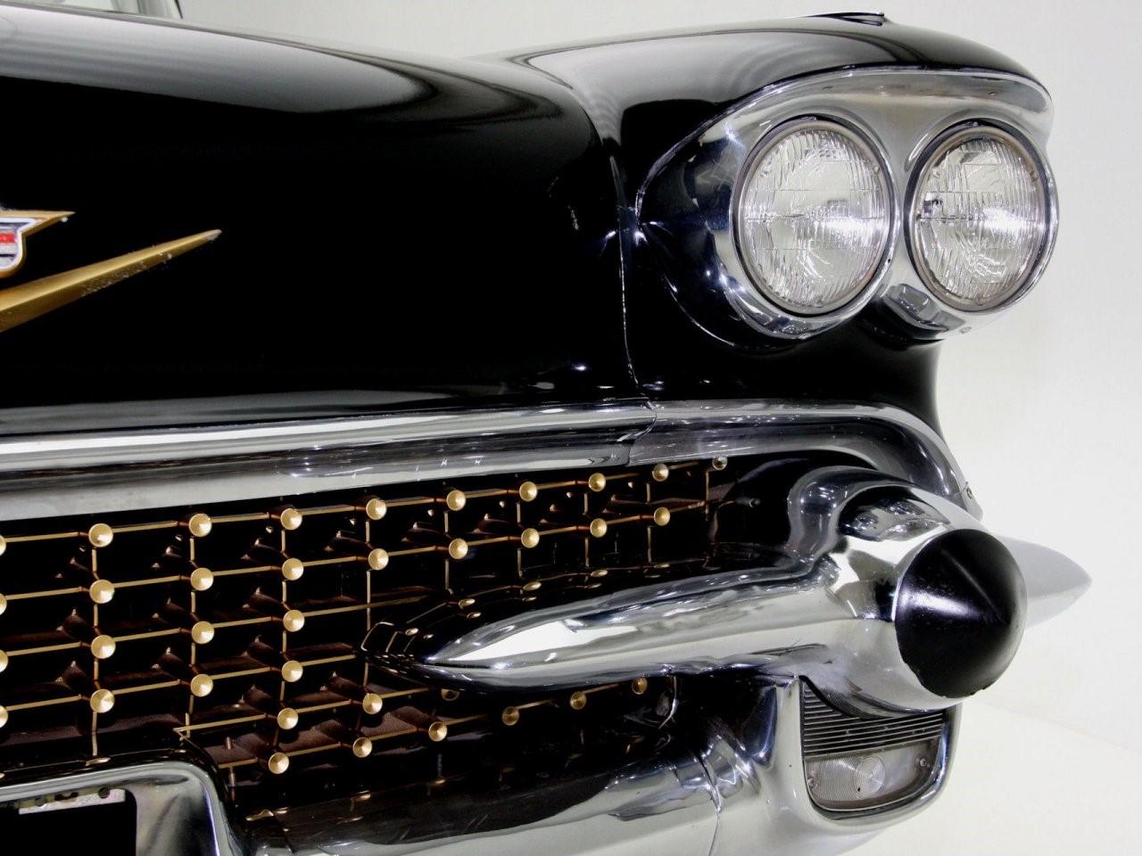 1958 Coupe deVille 1